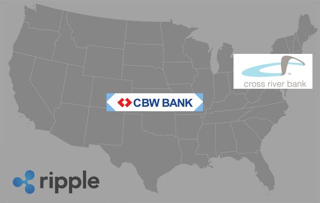 US Banks on Ripple